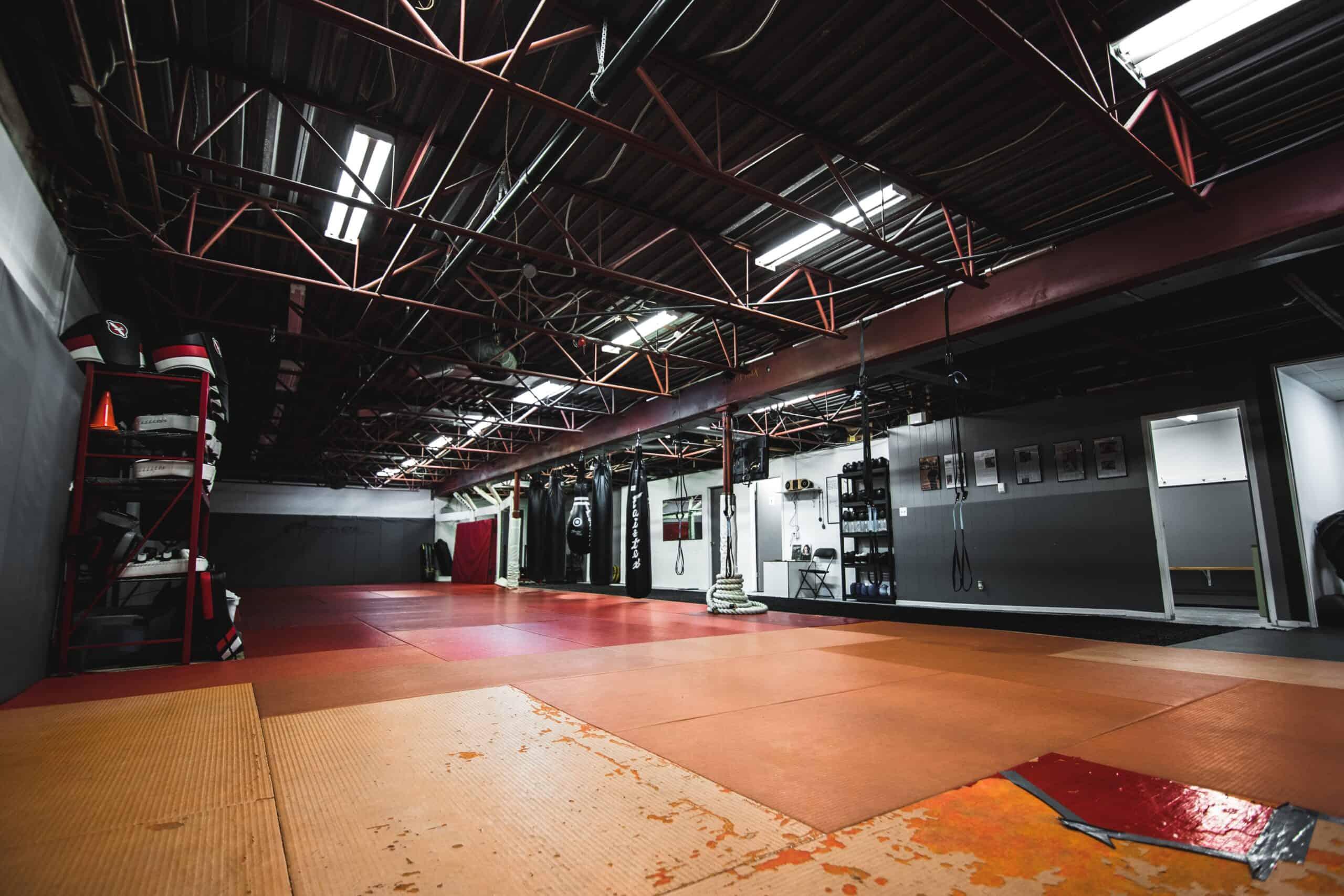 digital marketing for MMA gyms