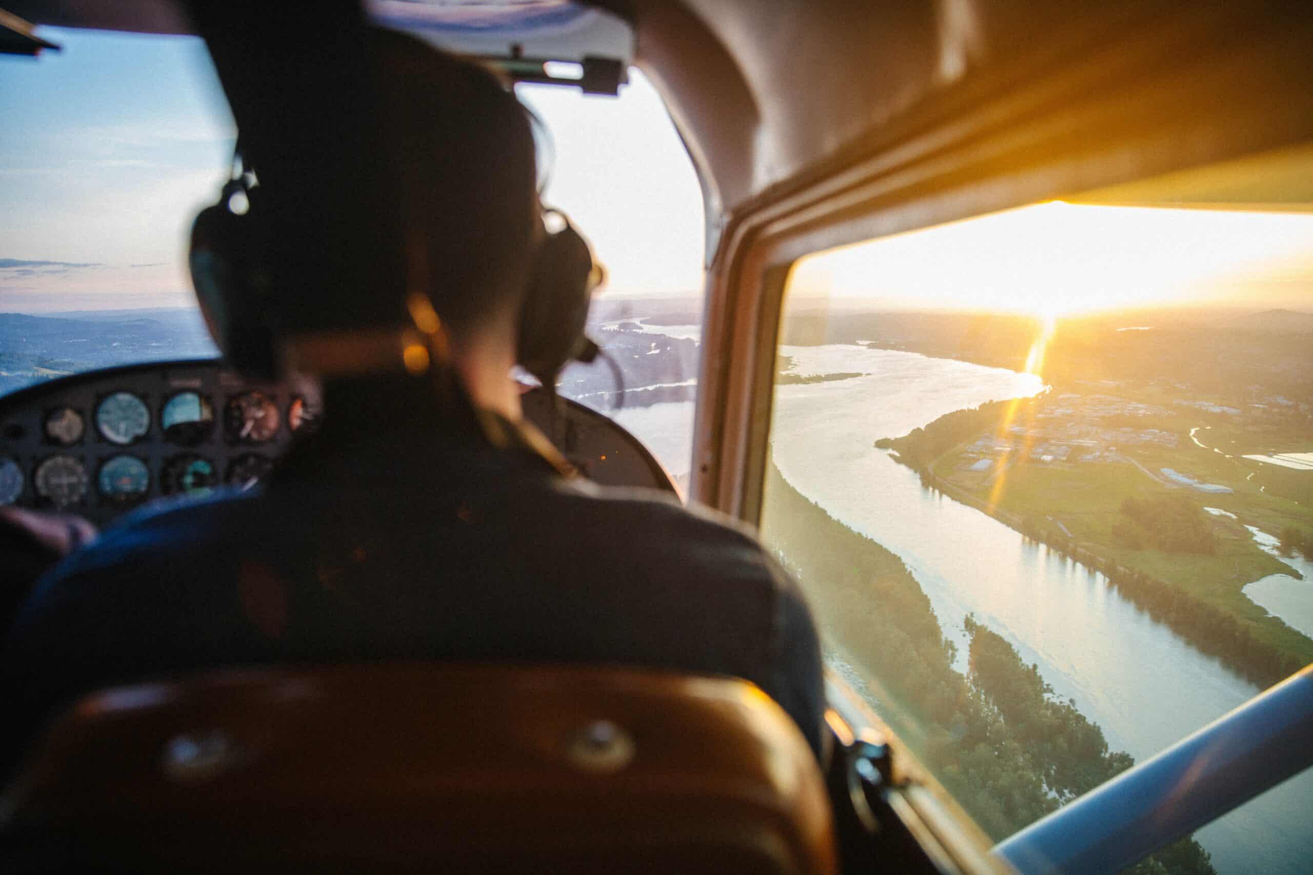 digital marketing for flight schools