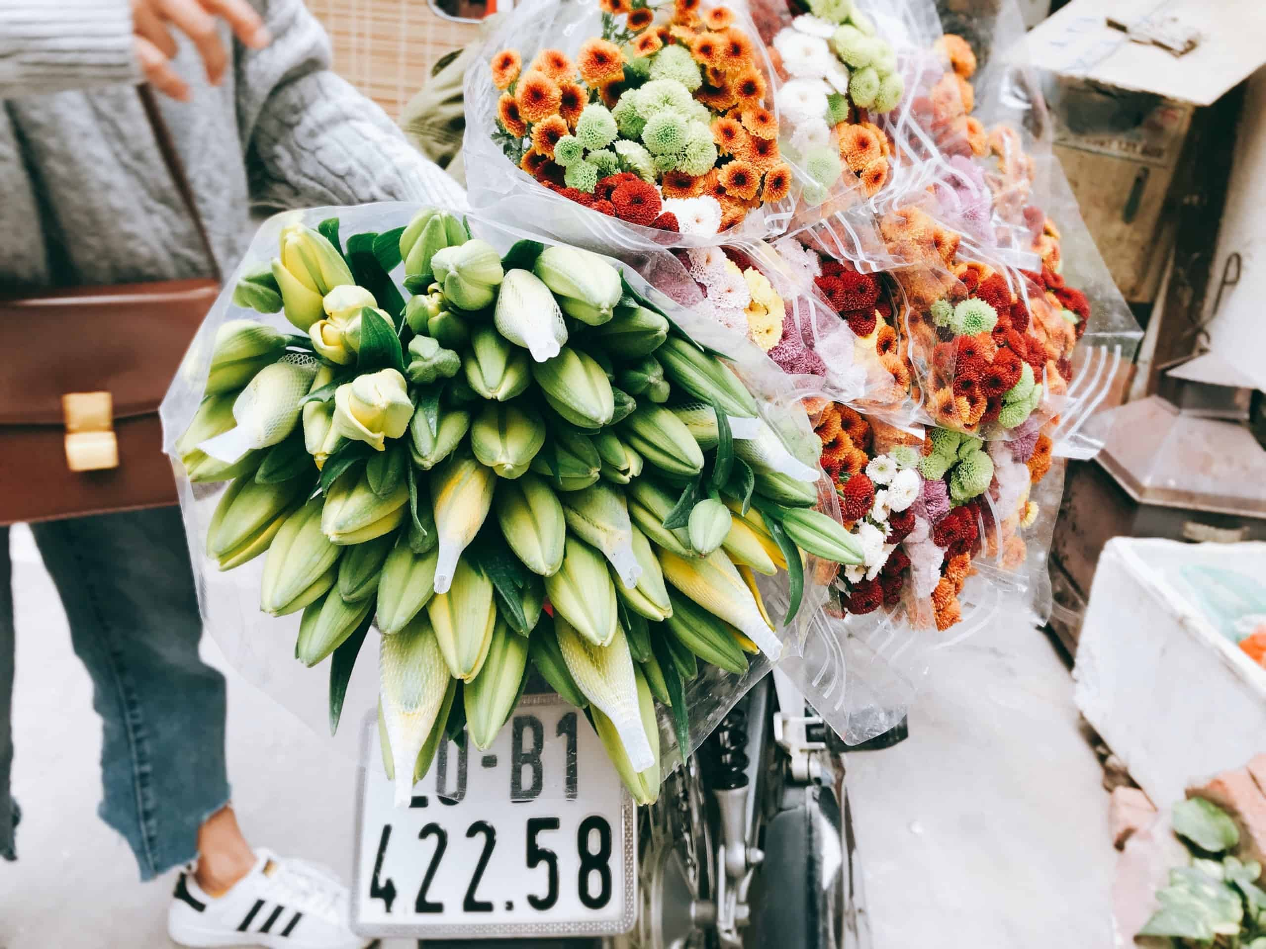 digital marketing for Flower Delivery Services
