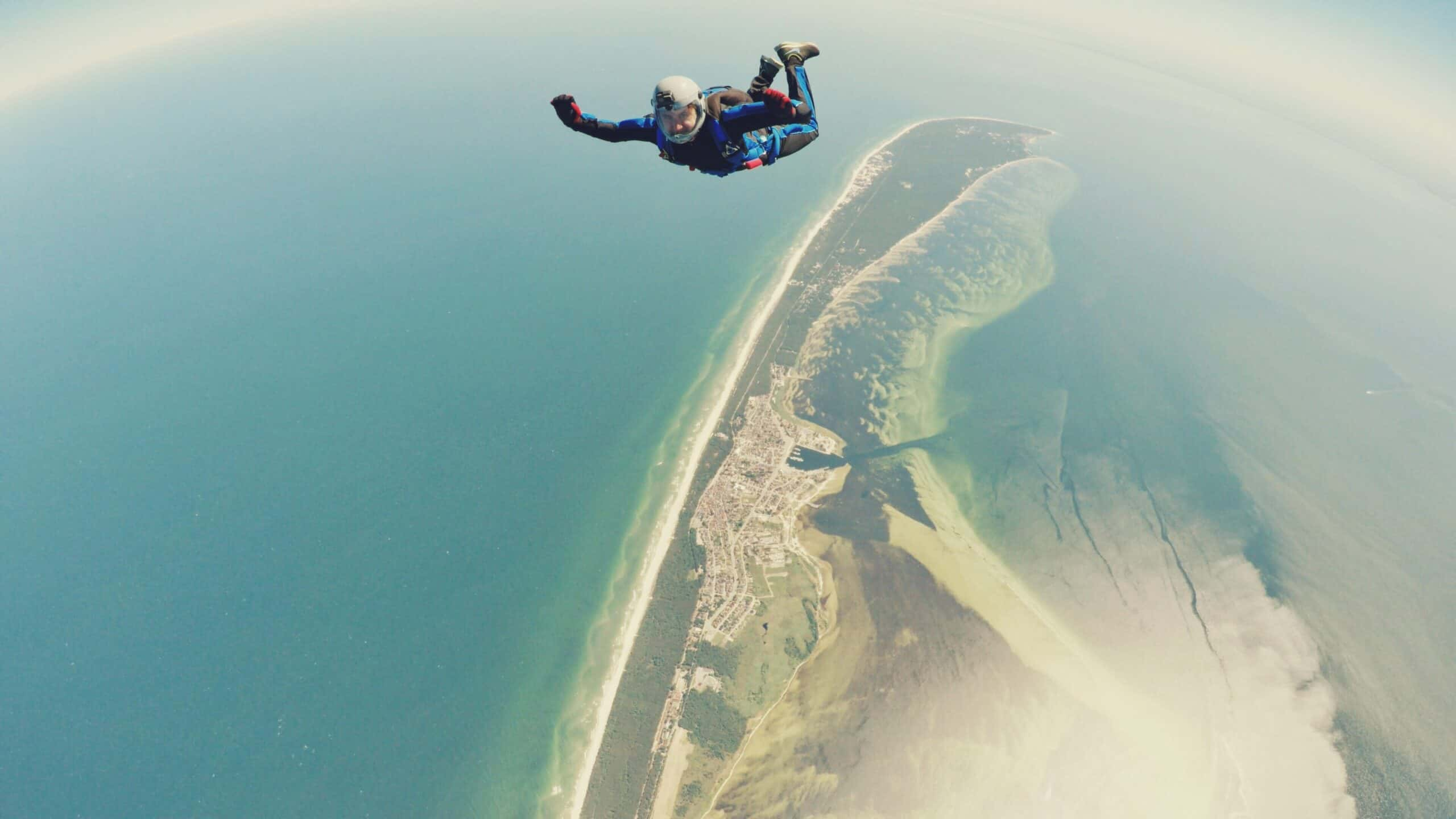 Digital marketing for Skydiving companies