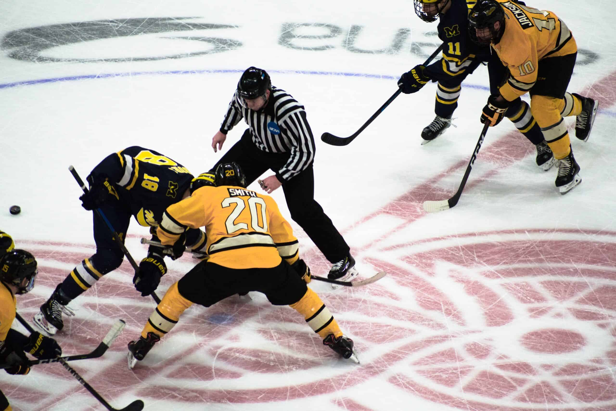 digital marketing for Ice Hockey clubs